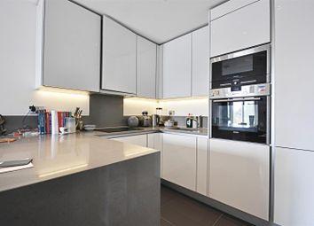 Thumbnail 1 bed flat to rent in Dickens Yard, Longfield Avenue, Ealing, London