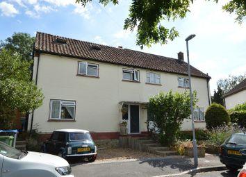 Thumbnail 3 bed semi-detached house for sale in Cox Lane, Chessington, Surrey.