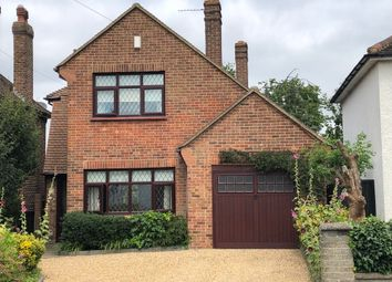 Thumbnail 3 bed detached house for sale in Brenchley Avenue, Gravesend