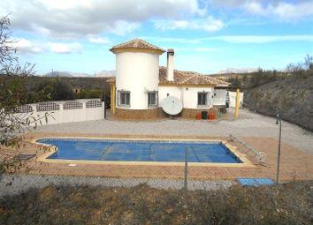 Thumbnail 3 bed villa for sale in Oria, Almería, Andalusia, Spain