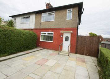 Thumbnail 3 bed semi-detached house for sale in Nuttall Avenue, Horwich, Bolton