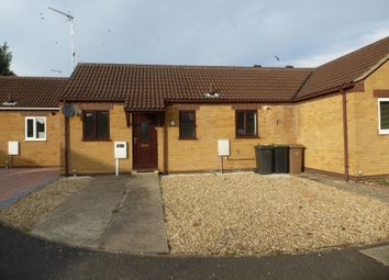 Thumbnail 2 bed bungalow to rent in Summerfield Drive, Sleaford