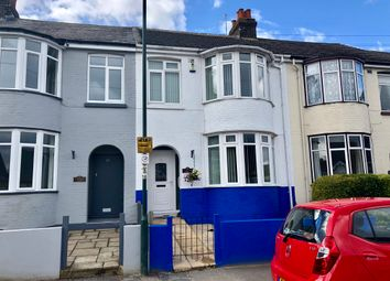 Thumbnail 3 bed terraced house for sale in Watling Street, Chatham