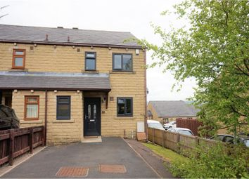 Thumbnail 3 bed semi-detached house for sale in Bradley View, Halifax