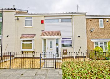 Thumbnail 3 bed terraced house for sale in Birchtree Close, Ormesby, Middlesbrough