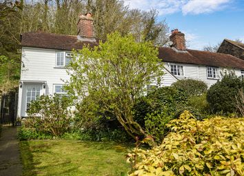 Thumbnail 2 bed semi-detached house for sale in Military Road, Rye
