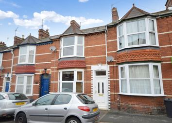 Thumbnail 2 bed terraced house for sale in Iddesleigh Road, Mount Pleasant, Exeter, Devon