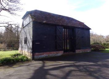 Thumbnail 2 bed barn conversion to rent in Wardsbrook Road, Ticehurst, Wadhurst