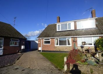 Thumbnail 3 bed bungalow for sale in Hardwick Avenue, Sutton-In-Ashfield, Nottinghamshire