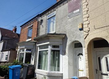 Thumbnail 1 bedroom terraced house to rent in Aigburth Avenue, Hull