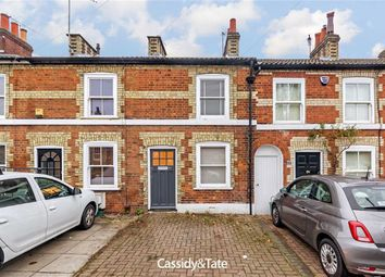 Thumbnail 2 bed terraced house to rent in Lattimore Road, St Albans, Hertfordshire