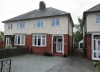 Thumbnail 3 bed semi-detached house for sale in Ferrers Road, Oswestry