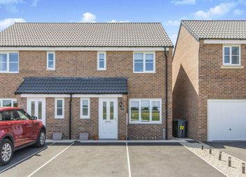 Thumbnail 3 bed semi-detached house for sale in Pond View, Selby