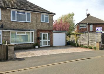 Thumbnail 3 bed semi-detached house for sale in Guildhall Drive, Pinchbeck, Spalding