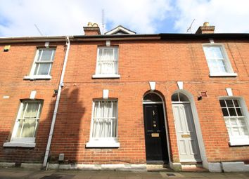 Thumbnail 2 bed terraced house to rent in Canon Street, Winchester