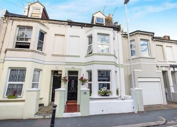 Thumbnail 4 bed terraced house for sale in Clifton Road, Worthing, West Sussex
