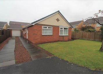 Thumbnail 3 bed detached bungalow for sale in Gladewell Court, Choppington