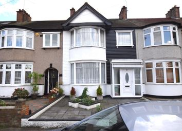 Thumbnail 3 bed terraced house for sale in Roxy Avenue, Chadwell Heath, Romford