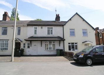 Thumbnail 4 bed terraced house for sale in Stourbridge Road, Dudley