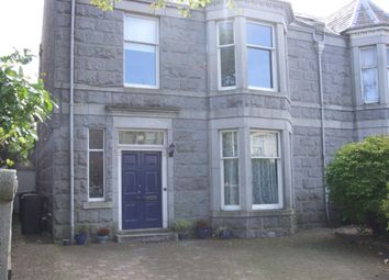 Thumbnail 5 bed semi-detached house to rent in Hamilton Place, The West End, Aberdeen