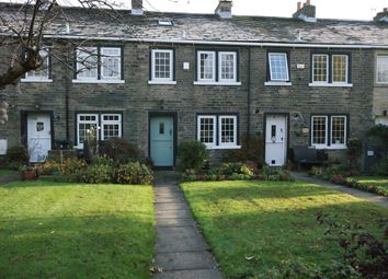 Thumbnail 3 bed cottage for sale in School Lane, Southowram, Halifax