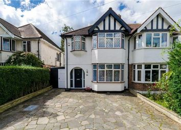 Thumbnail 3 bed semi-detached house for sale in Midway, Sutton, Surrey