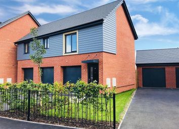 2 bed town house to rent in Caraway Drive, Shirebrook, Derbyshire NG20