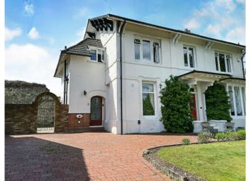 Thumbnail 2 bed semi-detached house for sale in Tupwood Lane, Caterham