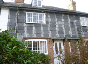 2 bed terraced house to rent in Bourne Lane, Hamstreet, Ashford TN26