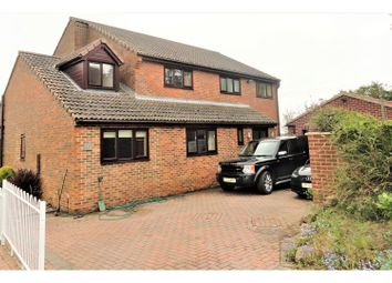 Thumbnail 5 bed detached house for sale in Ashbrooke Court, Hartlepool