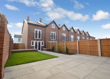 Thumbnail 4 bedroom town house for sale in Hope Street, Hazel Grove, Stockport, Cheshire