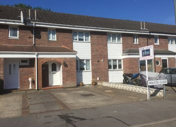 Thumbnail 3 bedroom terraced house for sale in Invicta Close, Chislehurst, Kent
