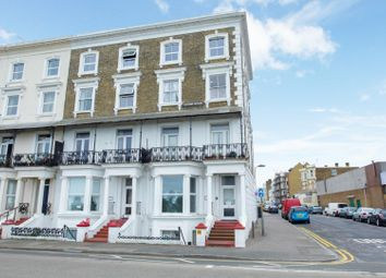 Thumbnail 1 bedroom flat for sale in Ethelbert Crescent, Cliftonville, Margate