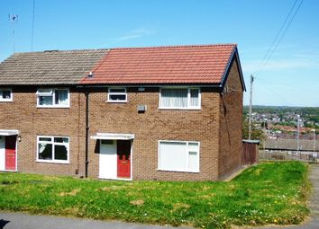 Thumbnail 3 bed end terrace house for sale in Snowden Crescent, Leeds