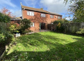 Thumbnail 4 bed semi-detached house for sale in Brading Close, Eastbourne, East Sussex