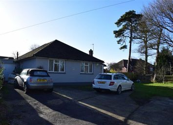 Thumbnail 3 bed detached bungalow for sale in The Ridge, Hastings, East Sussex