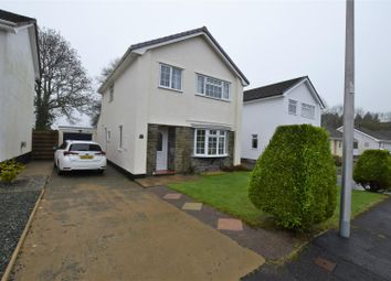 Thumbnail 3 bed detached house for sale in Clover Park, Haverfordwest