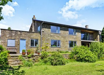Thumbnail 5 bed detached house for sale in Badger Lane, Blackshaw Head, Hebden Bridge