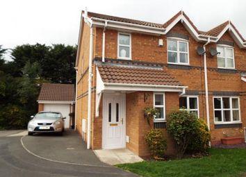Thumbnail 3 bed semi-detached house for sale in Sandpiper Crescent, Bamber Bridge, Preston, Lancashire
