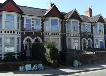 Thumbnail 2 bed terraced house to rent in Whitchurch Road, Cardiff