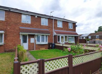 Thumbnail 2 bedroom terraced house for sale in Faversham Close, Wolverhampton