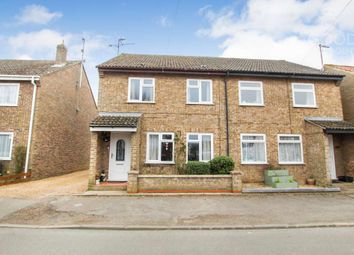 West Street, Isleham CB7. 3 bed semi-detached house for sale