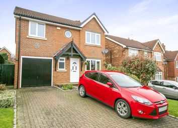 Thumbnail 4 bed detached house for sale in Holcombe Drive, Tytherington, Macclesfield, Cheshire