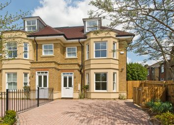 Thumbnail 4 bedroom semi-detached house for sale in Cambridge Road, West Wimbledon, Wimbledon