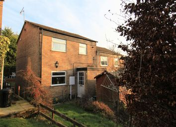 Thumbnail 2 bed terraced house for sale in Megdale, Matlock