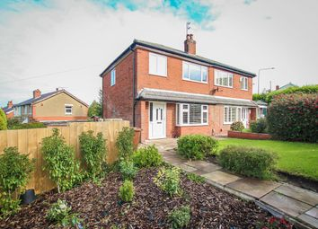 Thumbnail 3 bed semi-detached house to rent in Collingwood Road, Chorley