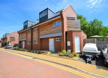 Thumbnail 5 bed semi-detached house for sale in Waterside Close, Wembley, Middlesex