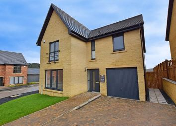 Thumbnail 4 bed detached house for sale in Charleton Way, Rothbury, Morpeth