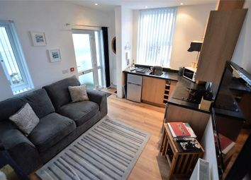 Thumbnail 1 bed flat for sale in Belmont Terrace, St. Ives, Cornwall