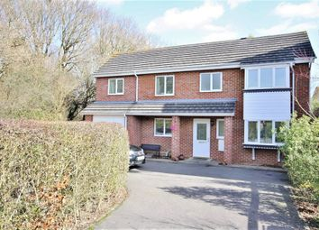 Thumbnail 5 bedroom detached house for sale in Acanthus Court, Whiteley, Fareham